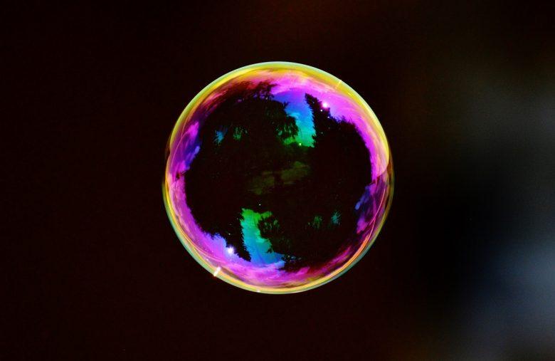 bulle spéculative.