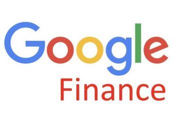 Google Finance.