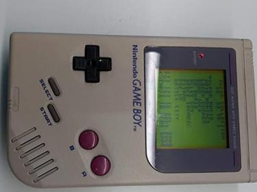 une Game Boy pour miner du Bitcoin.