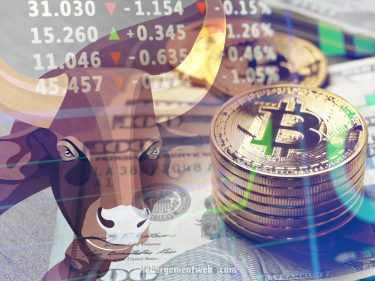 Le Bitcoin a atteint les 63 000 dollars.