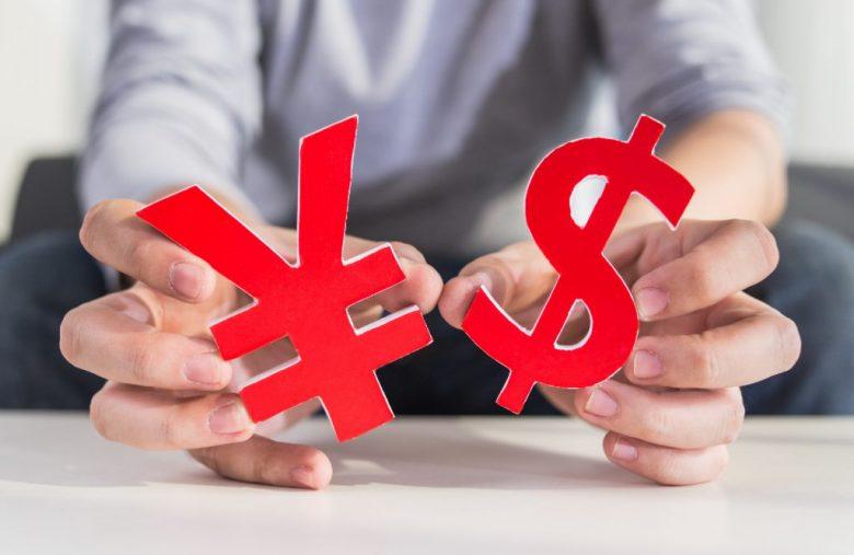 Le déploiement du yuan numérique.