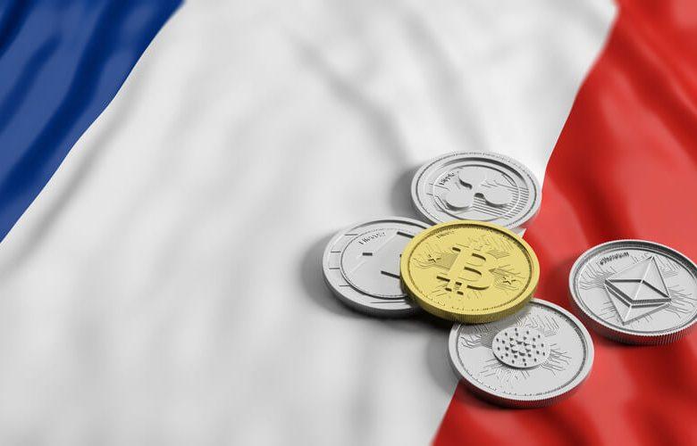 Cryptomonnaies en France.