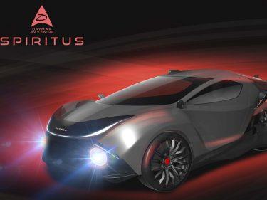 Une voiture électrique pour miner des cryptos.