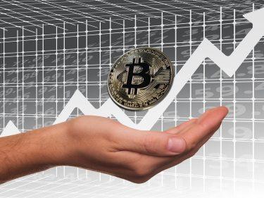 Le cours du Bitcoin.