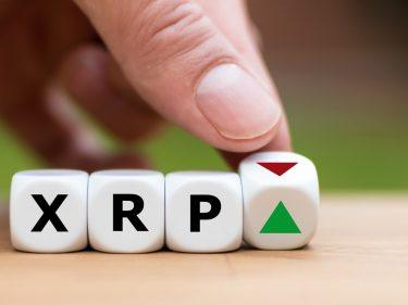 Le cours du XRP rebondit.