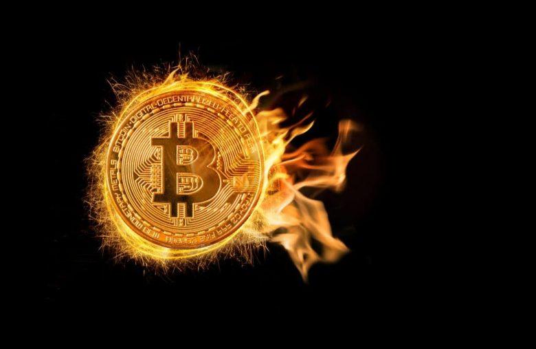 ferme de minage de Bitcoin.
